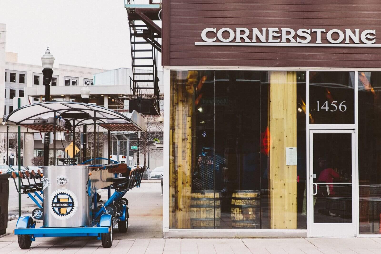 Discover why local singles flock to the best detroit bars for Cornerstone house