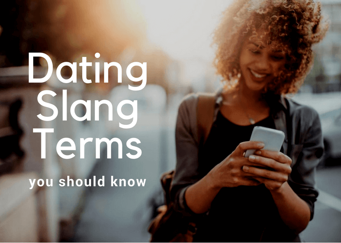 dating slang terms