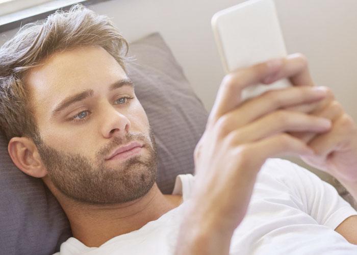 flirting moves that work through text phone meme guy video
