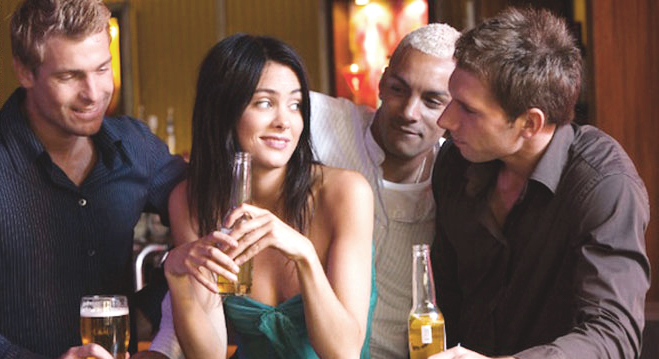 fallback guy dating multiple women
