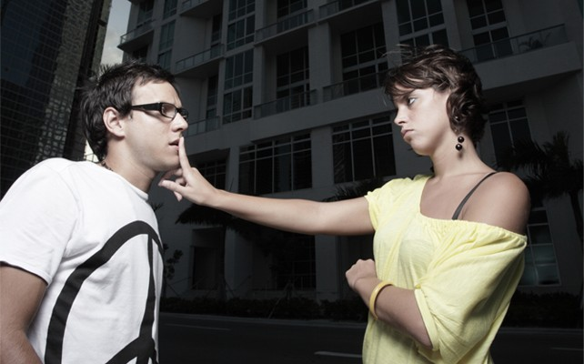 How to break up with girl dating