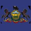 view flag Pennsylvania