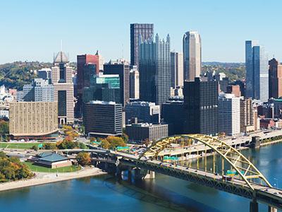 Latina in Pittsburgh