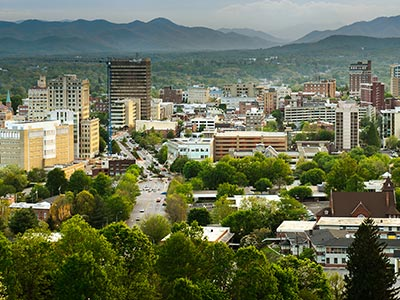 Hookups in Asheville