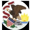 view flag Illinois